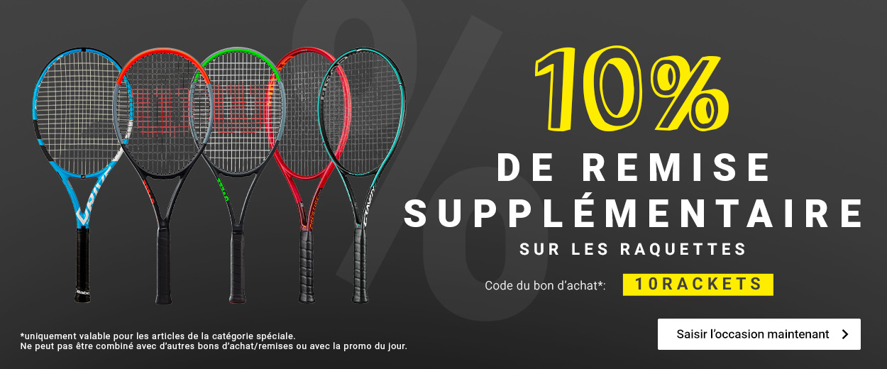 Racket Special -10%