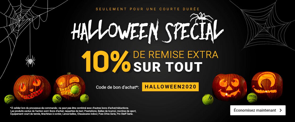 Halloween -10%