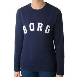Borg Crew Sweatshirt Women