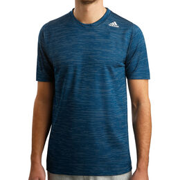 Freelift Tech Fitted Striped Heather Tee Men