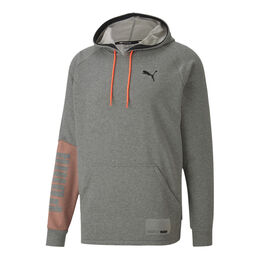 Train Graphic Knit Hoody Men