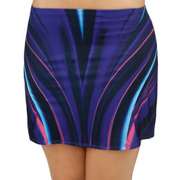Long Ultraviolet Skirt Women