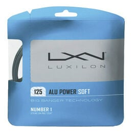 Alu Power Soft 12,2m silber