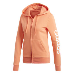 Essentials Linear Full Zip Hoodie Women