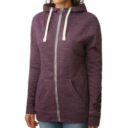 Training Essentials Marble Full-Zip Women