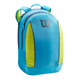 JUNIOR BACKPACK Blue/Lime Green/Navy