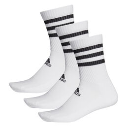 3-Stripes Cushionion Crew 3-Stripes Socks Unisex