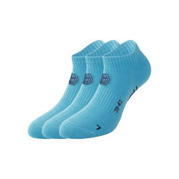 Leana No Show Tech Socks 3 Pack Unisex