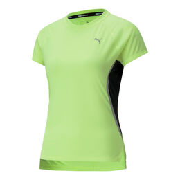 Run Laser Cat SS Tee Women