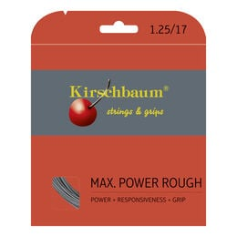 Max Power Rough 12m anthrazit