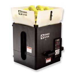 Player Plus Tennisballmaschine mit Akku mit Multi Fernbedienung
