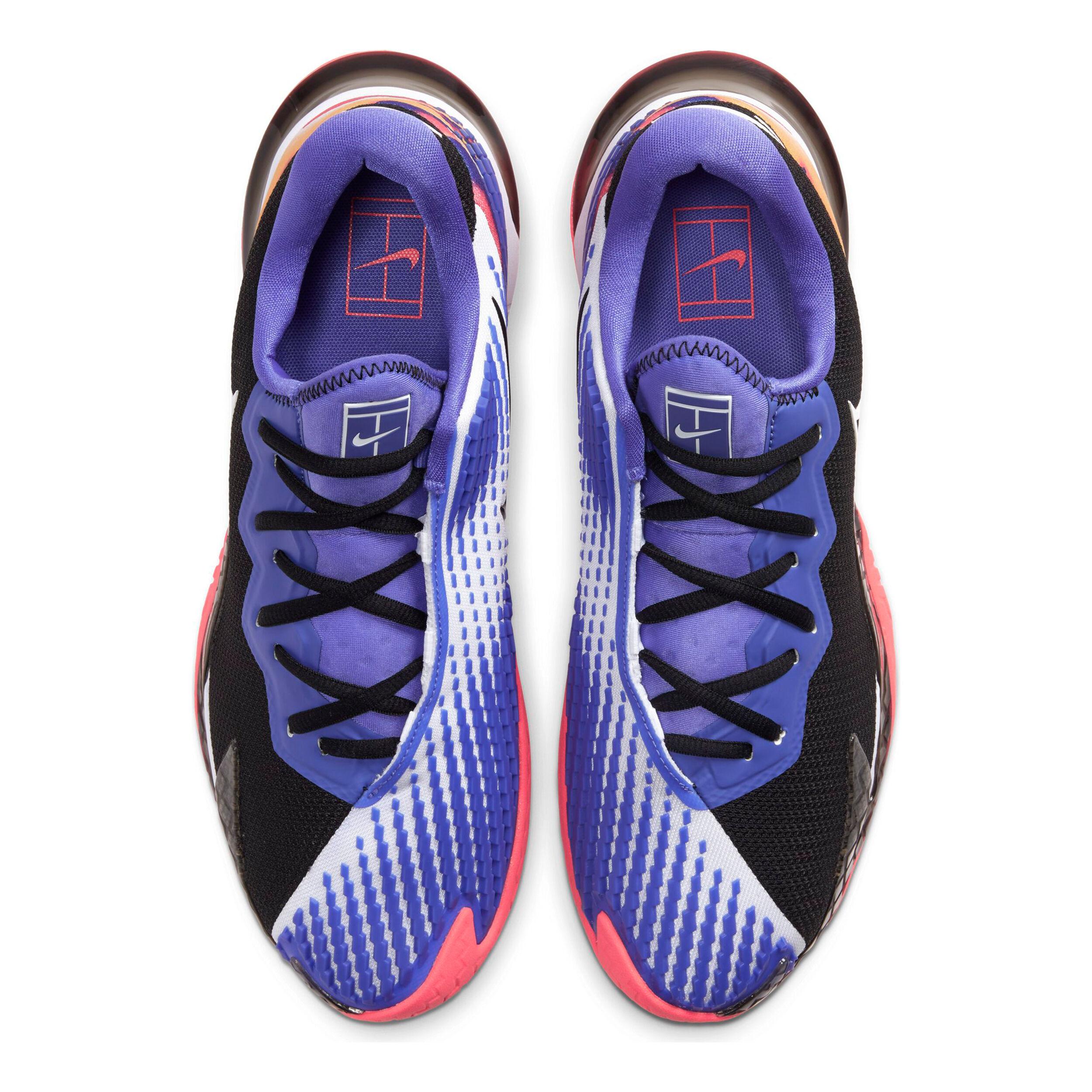 Nike Air Zoom Vapor Cage 4 Chaussure Tout Terrain Hommes - Noir ...