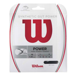 Synthetic Gut Power 12,2m schwarz