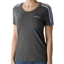 Essentials 3-Stripes Slim Tee Women