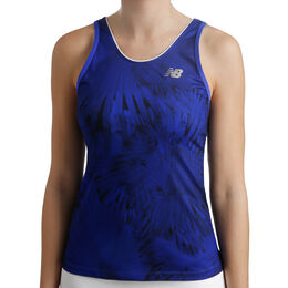 Printed Rally Court Tank Women