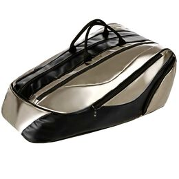 Luxury Tennis Tasche champagner