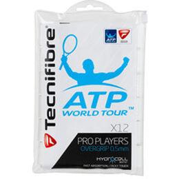 Pro Players ATP weiß 12er