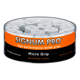 Micro Grip weiß 30er
