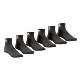 3S Performance Ankle Half Cushioned Socks (6er Pack)