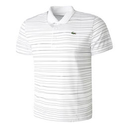 Ribbed Collar Shortsleeve Men