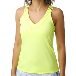 Entwine Racerback Tank with Bra Women