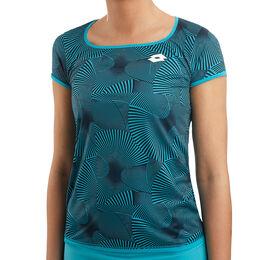 Tennis Tech Printed PL Tee Women