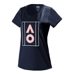 Logo Court Crew Tee Women