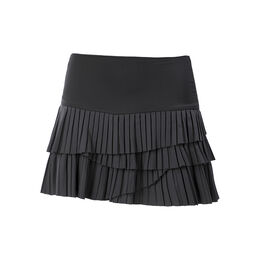 Hi-Pleated Scallop Skirt Women